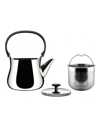 Alessi Cha RVS inductie ketel / theepot