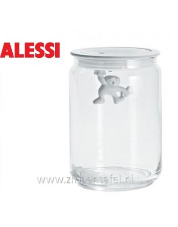 Alessi Gianni voorraadbus wit 90CL 15cm