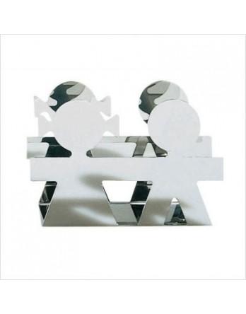 Alessi Girotondo brieven/servetten houder