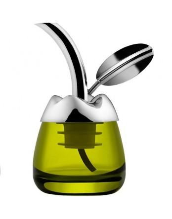 Alessi Fior d'Olio - olijfolie schenker met proefglaasje