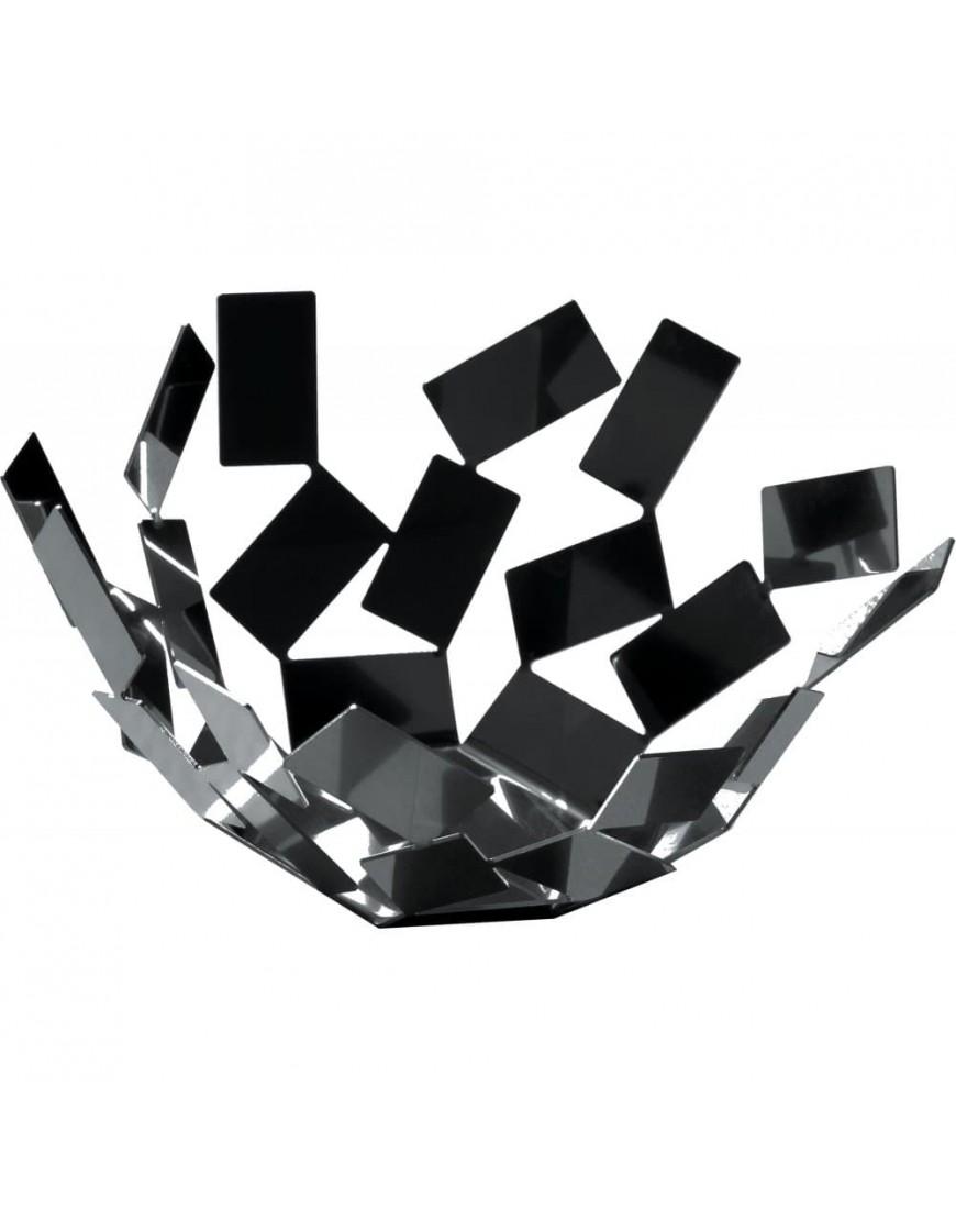 alessi la stanza dello scirocco fruitschaal zwart. Black Bedroom Furniture Sets. Home Design Ideas