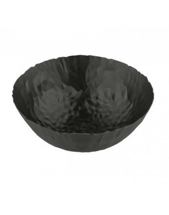 Alessi Joy ronde schaal / fruitschaal No. 2 zwart