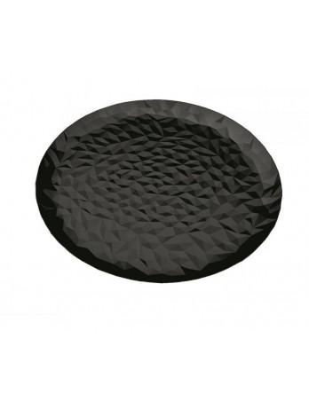 Alessi Joy dienblad / schaal N.3 staal zwart