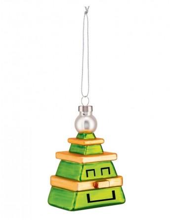 Alessi Cubik kerstbal kerstboom