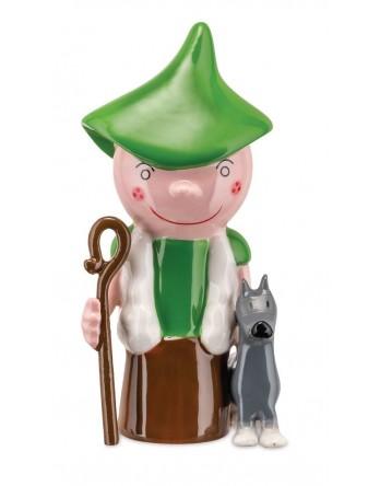 Alessi Happy Eternity Baby kerst beeldje herder