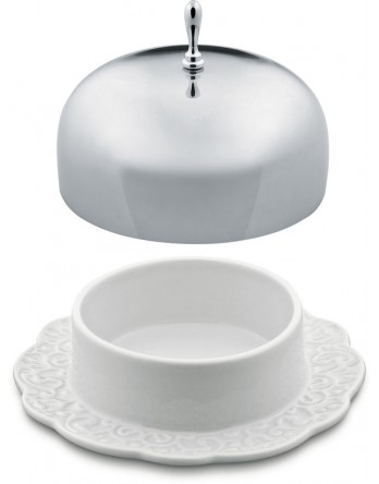 Alessi Dressed - botervloot rond - Marcel Wanders