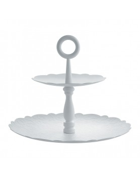 Alessi Dressed - cake stand 2 laags - Wanders