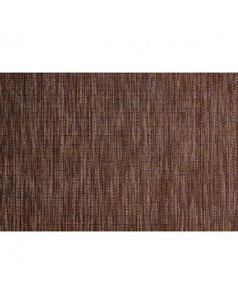 ASA Placemat - fijn gevlochten - PVC - 30x45 - bruin koper