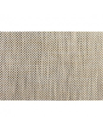ASA Placemat fijn gevlochten PVC - natuur