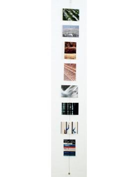 Trendform fotokoord Steely Dan + magneten 2mtr