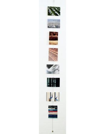 Trendform - Steely Dan - koord + 15 magneten - 200cm