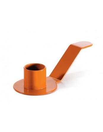 Isolde Kandelaar - oranje