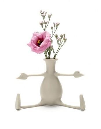Peleg Design - Florino vaas - stone