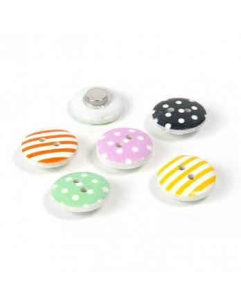 Trendform - magneten - Shirely - 6 stuks [st:3]