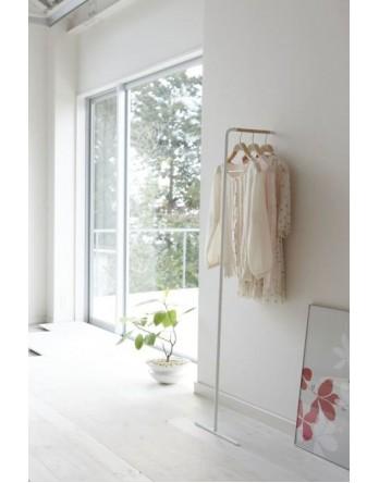 Yamazaki Hanger Rack 0.0 garderobe stang wit