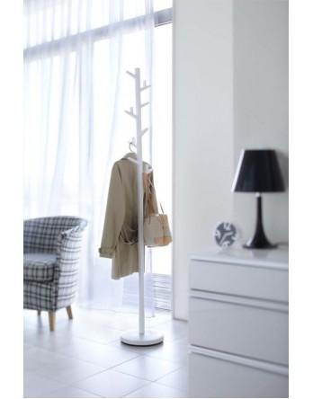 Yamazaki Brange Hanger - Kapstok staand wit