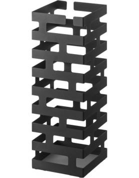 Yamazaki Brick paraplubak vierkant - staal - zwart
