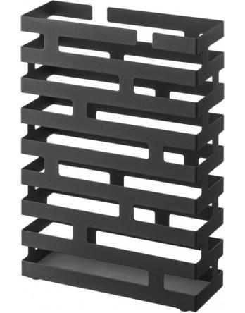 Yamazaki Brick paraplubak - staal - zwart