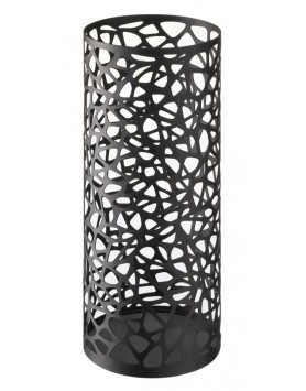 Yamazaki Nest paraplubak rond - staal zwart