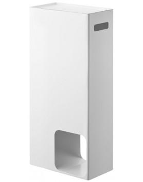 Yamazaki Tower toiletpapier houder - wit