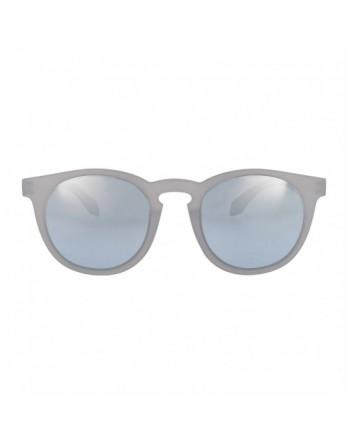 Alsteca zonnebril Wynwood C53 lichtgrijs - zilveren spiegel glazen