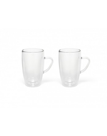 Bredemeijer dubbelwandig espresso glas 100ml 2stuks