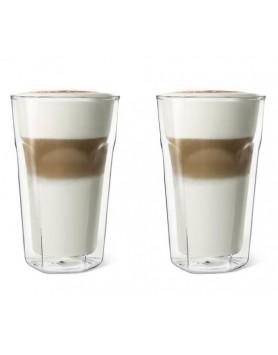 Leopold Vienna dubbelwandig glas latte 2st