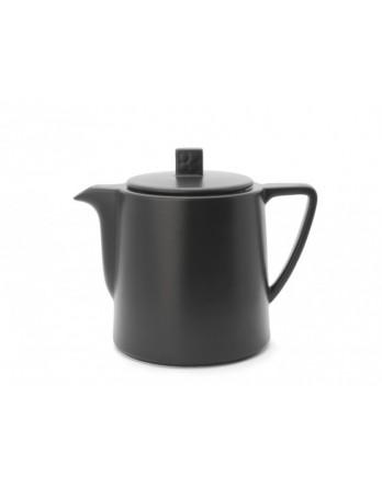 Bredemeijer theepot Lund zwart 1 liter