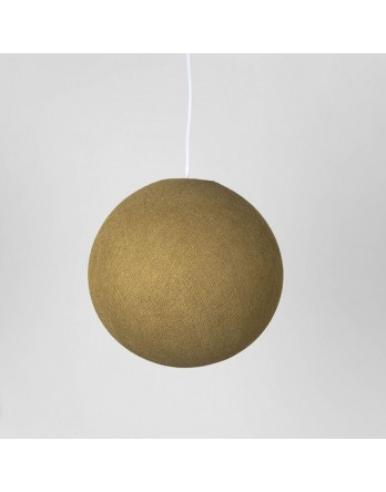 Cotton Ball Lights Hanglamp - Beige - 3 maten