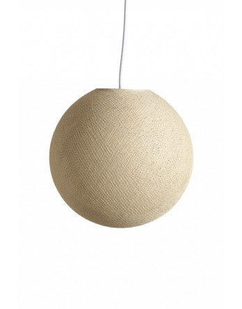 Cotton Ball Lights Hanglamp - Cream - 3 maten