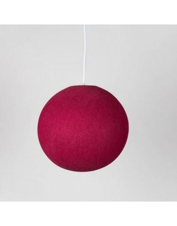 Cotton Ball Lights Hanglamp - Cyclaam - 3 maten