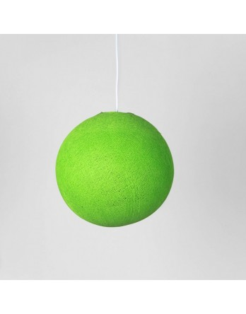 Cotton Ball Lights Hanglamp - Lichtgroen - 3 maten