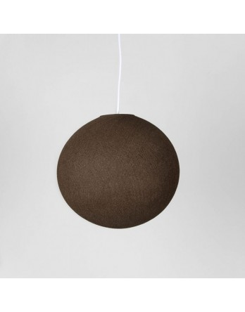 Cotton Ball Lights Hanglamp - Mud - 3 maten