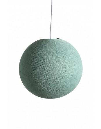 Cotton Ball Lights Lamp Rond Sea Green - 3 maten