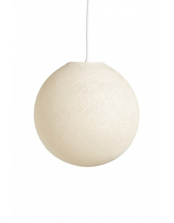 Cotton Ball Lights Hanglamp - Shell - 3 maten