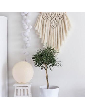 Cotton Ball Lights Staande Lamp - Shell - 3 maten