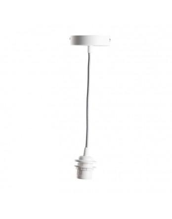 Cotton Ball Hanglamp - enkel deluxe wit / grijs