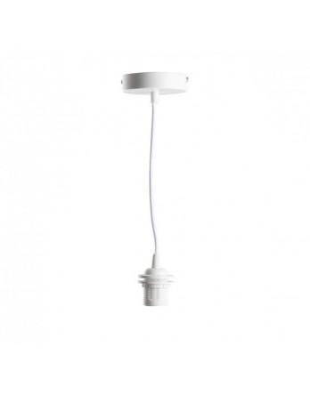 Cotton Ball Hanglamp - enkel deluxe wit