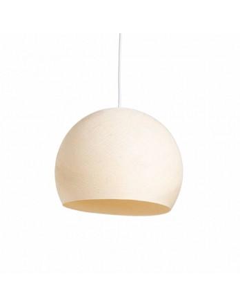 Cotton Ball Lights Lamp driekwart Shell - 3 maten