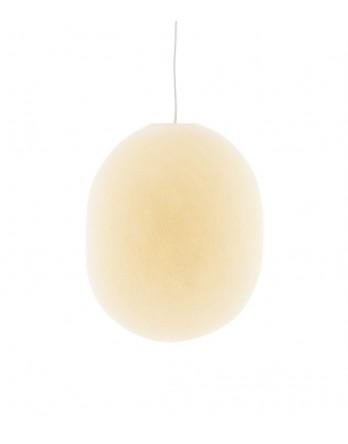 Cotton Ball Lights Ovale Lamp - Shell - 3 maten
