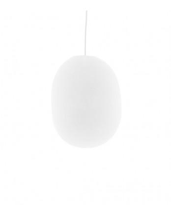 Cotton Ball Lights Ovale Lamp - Wit - 3 maten