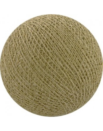Cotton Ball Lights bol los - beige