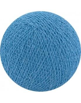 Cotton Ball Lights bol los - bright blue / blauw