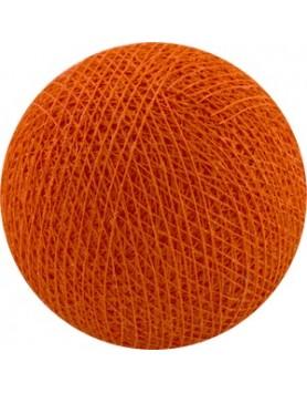 Cotton Ball Lights bol los - dutch orange / oranje