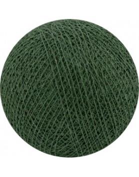 Cotton Ball Lights bol los - green / groen