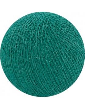 Cotton Ball Lights bol los - heavy aqua / blauw
