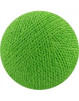 Cotton Ball Lights bol los - light green / lichtgroen