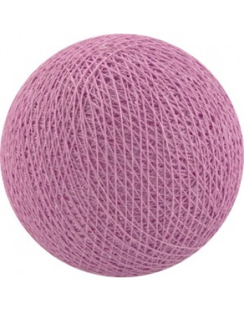 Cotton Ball Lights bol los - light magenta