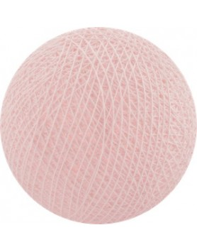 Cotton Ball Lights bol los - light pink / lichtroze