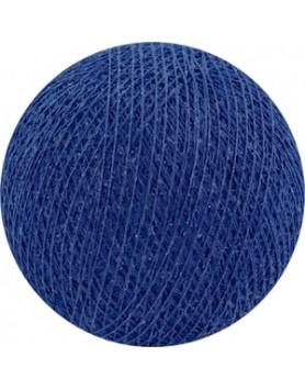Cotton Ball Lights bol los - royal blue / blauw